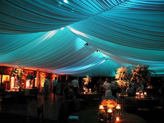 Tent and Outdoor Lighting